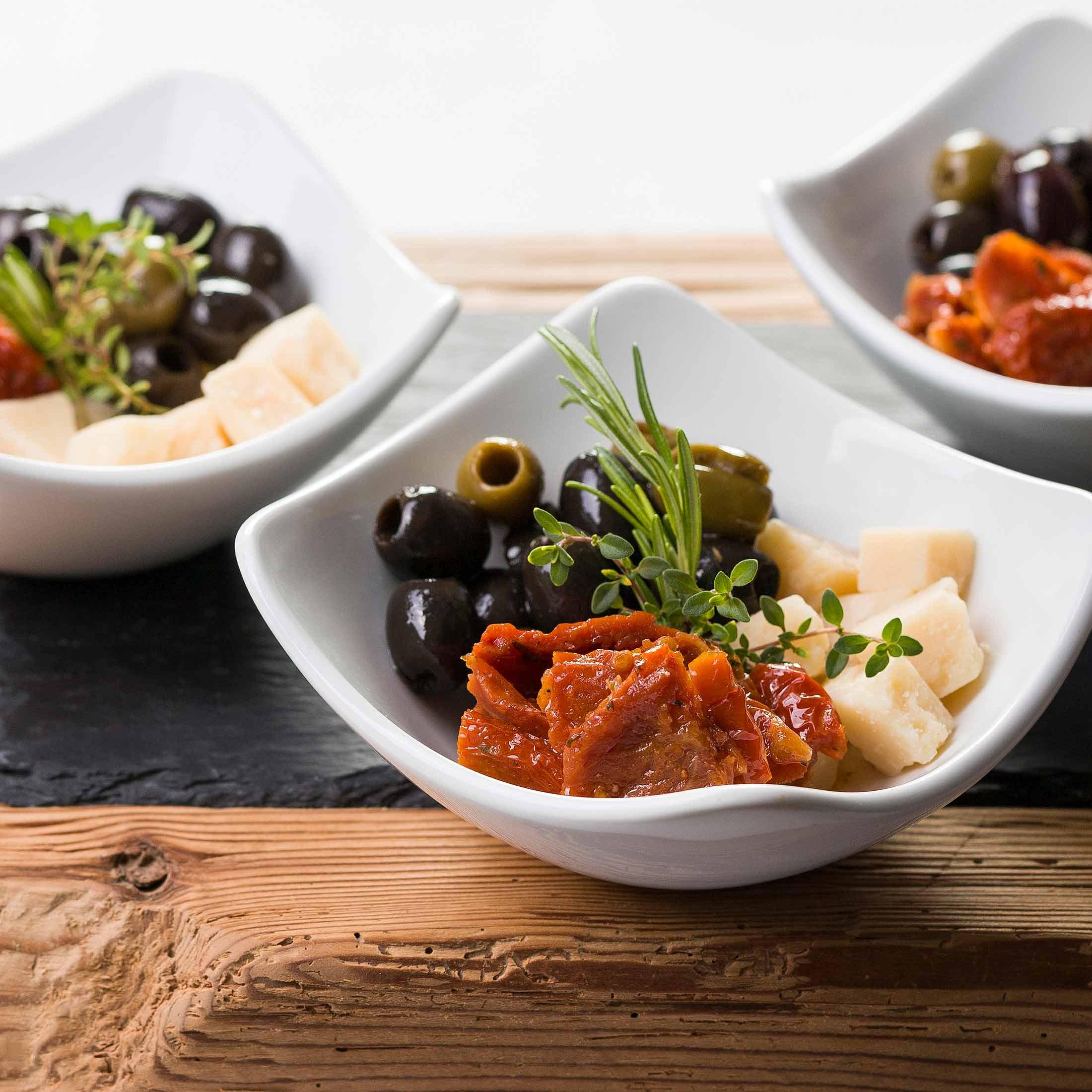 Catering mit Fingerfood im Allgäu