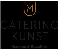 Cateringkunst Bernhard Munding Logo